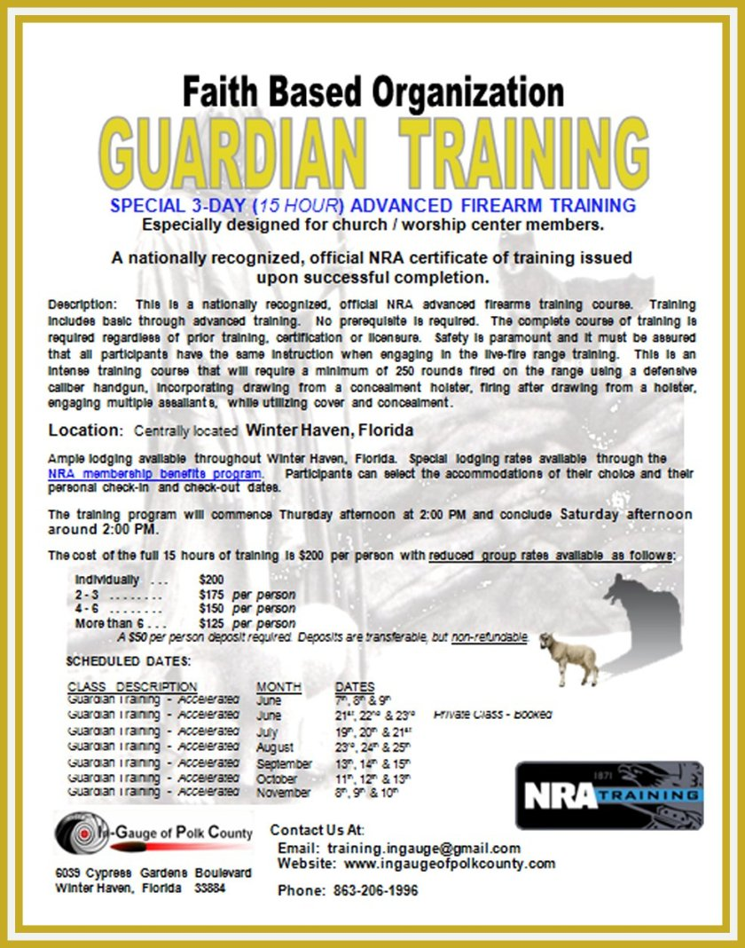 GUARDIAN_Training_Scedule_2018.2.5